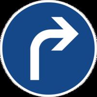 """Vorgeschriebene Fahrtrichtung """"rechts"""" ist nur für den Autoverkehr sinnvoll und hemmt die Fahrradnetzdurchlässigkeit"""