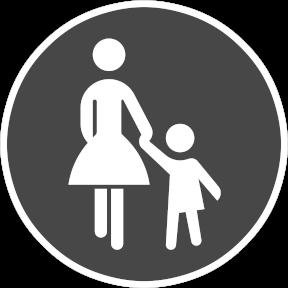 Der Weg ist für den Fußverkehr geeignet, jedoch nicht als solches ausgewiesen