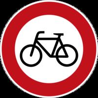 Verbot des Radverkehrs verursacht hier einen erheblichen Umweg / erhöhten Reisezeitbedarf für den Radverkehr