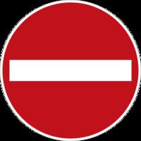 Einbahnstraße erlaubt nicht Zweirichtungsradverkehr und hemmt die Fahrradnetzdurchlässigkeit